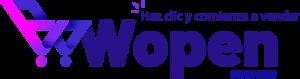 Logo Wopen Tienda Virtual